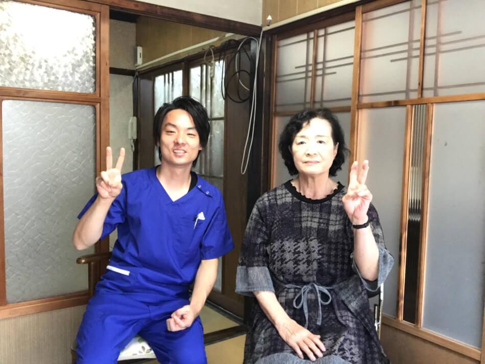 変形性膝関節症、名古屋市北区、姿勢と歩行の整体院、膝痛